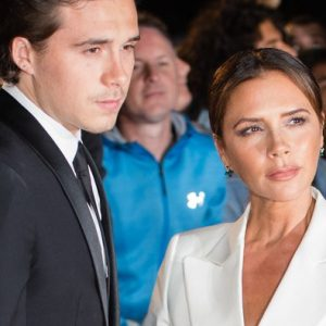 Victoria Beckham Isn't too Excited About her Son's 'Sexiest Man' Title