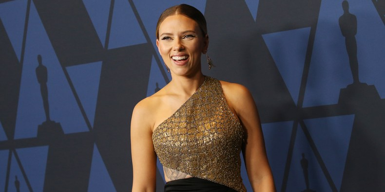 "Scarlett Johansson Knows How ""Tone-Deaf"" She's Been"